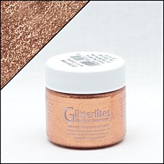 Angelus Glitterlites Penny Copper 29,5ml
