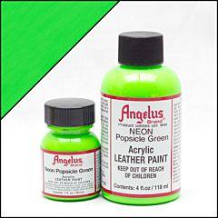 Angelus Leerverf Popsicle Groen