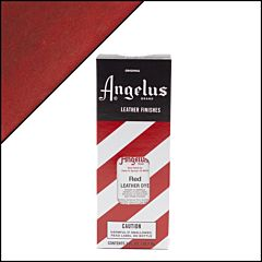 Angelus Leather Dye Rood 88ml