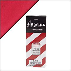Angelus Leather Dye Rose 88ml