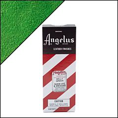 Angelus Suède Verf Kelly Green 88 ml