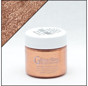 Angelus Glitterlites Penny Copper 29,5ml