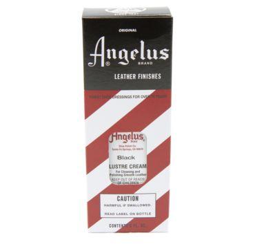 Angelus Lustre Cream Zwart 88ml