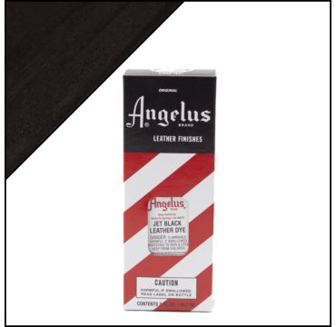 Angelus Leather Dye Jet Black