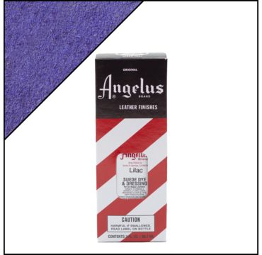 Angelus suède verf Lilac 88ml