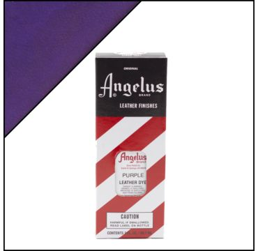 Angelus Leather Dye Paars 88ml