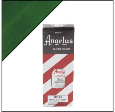 Angelus Leather Dye Kelly Groen 88ml
