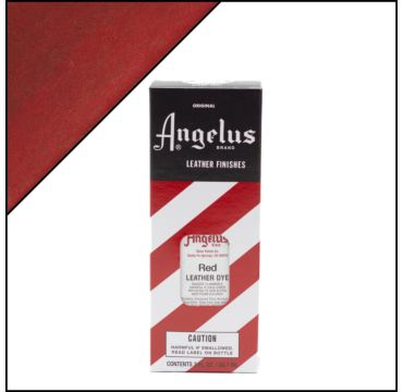 Angelus Leather Dye Rood 88ml