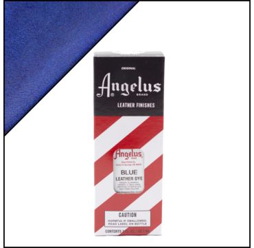 Angelus Leather Dye Blauw 88ml
