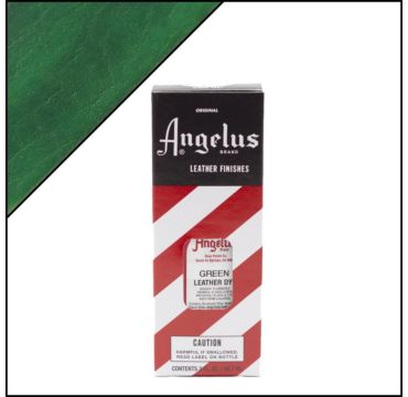 Angelus Leather Dye Groen 88ml