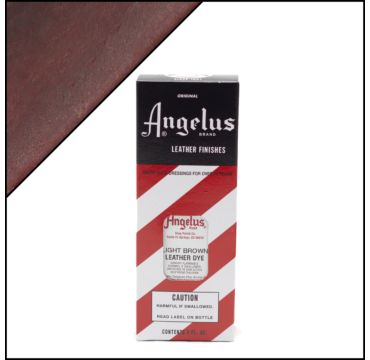 Angelus Leather Dye Lichtbruin 88ml