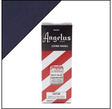 Angelus Leather Dye Marineblauw 88ml