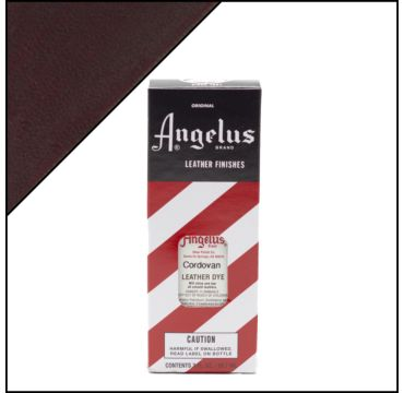 Angelus Leather Dye Cordovan 88ml