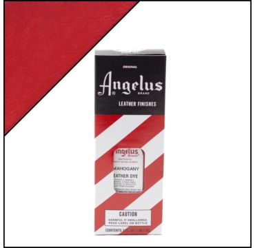 Angelus Leather Dye Mahogany 88ml
