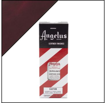 Angelus Leather Dye Burgundy 88ml