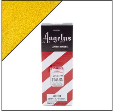 Angelus Suède Verf Geel 88 ml