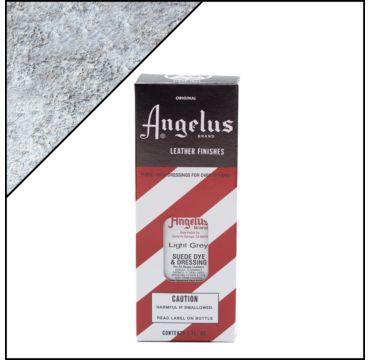 Angelus Suède Verf Lichtgrijs 88 ml