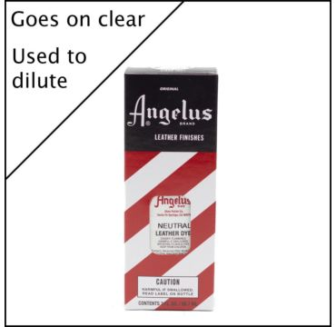 Angelus Leather Dye Neutraal